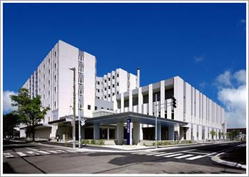 砂川市立病院本館
