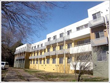 筑波大学平砂学生宿舎