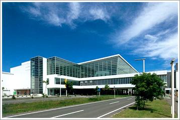 新千歳空港国際線TB